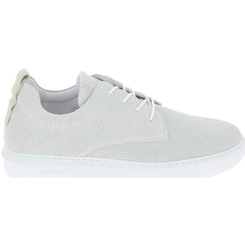 Schuhe Herren Sneaker Low Schmoove Bump Suede Print Gris Grau