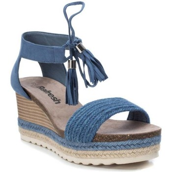 Schuhe Damen Sandalen / Sandaletten Refresh 102917 Blau