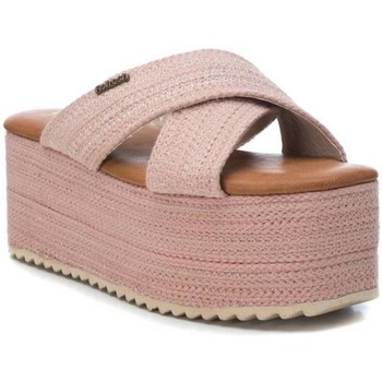 Schuhe Damen Sandalen / Sandaletten Refresh 102999 Beige