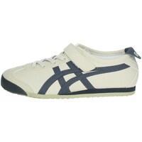Schuhe Kinder Sneaker Low Onitsuka Tiger 1184A049 Beige/Blau