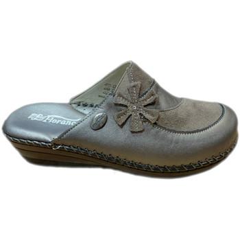 Schuhe Damen Pantoffel Florance FLC23054tor tortora
