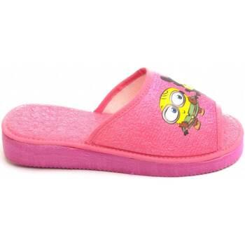 Schuhe Mädchen Hausschuhe Northome 69501 PINK