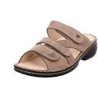 Schuhe Damen Pantoletten Finn Comfort 82568-702006 beige