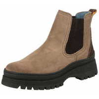 Schuhe Damen Low Boots Camel Active Mountain taupe