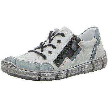 Schuhe Herren Fußballschuhe Krisbut Schnuerschuhe 5362-4-1 grau