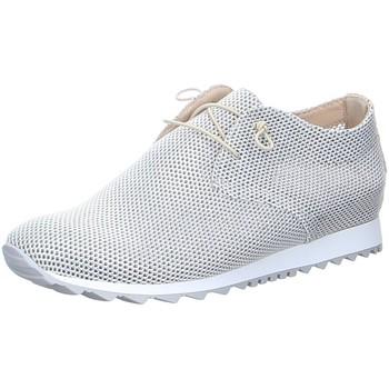 Schuhe Damen Derby-Schuhe Donna Carolina Schnuerschuhe 43.763.050 004 GOTIK BIANCO LIGHT ICE weiß