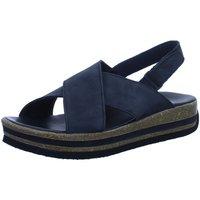 Schuhe Damen Sandalen / Sandaletten Think Sandaletten 3-000206-0000 schwarz