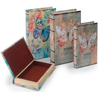 Home Koffer, Aufbewahrungsboxen Signes Grimalt Paper Box 4. September Einheiten Multicolor