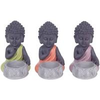 Home Statuetten und Figuren Signes Grimalt T-Light Buddha Im September Mädchenhaft 3U Multicolor