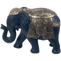 Home Statuetten und Figuren Signes Grimalt Kleiner Elefant Negro