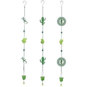 Home Künstliche Pflanzen Signes Grimalt Anhänger Cactus T-Lite 3U Verde