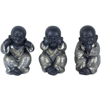 Home Statuetten und Figuren Signes Grimalt Buddha No Go-Oye-Speech Im September 3U Plateado