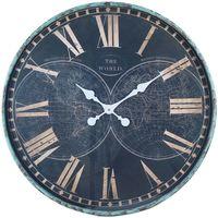Home Uhren Signes Grimalt Wanduhr Azul
