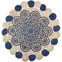 Home Teppiche Signes Grimalt Eingangsmatte Azul
