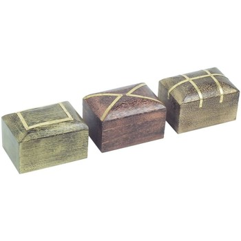 Home Koffer, Aufbewahrungsboxen Signes Grimalt Rechteckige Box Set 3U Multicolor