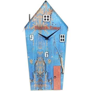 Home Uhren Signes Grimalt Altholz Clock House Azul