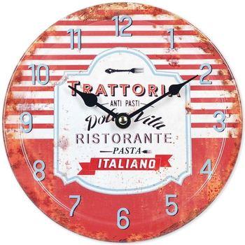 Home Uhren Signes Grimalt Wanduhr Naranja
