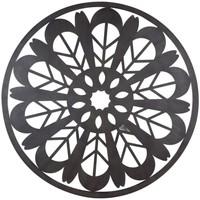 Home Gemälde, Leinwände Signes Grimalt Wandverzierung Mandala Negro