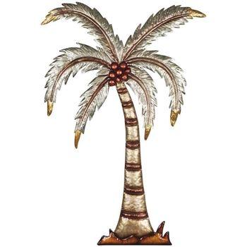 Home Gemälde, Leinwände Signes Grimalt Wandschmuck Aus Palmen Dorado