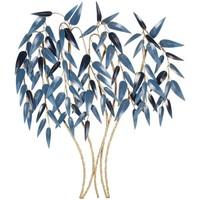 Home Gemälde, Leinwände Signes Grimalt Weeping Willow Tree Azul