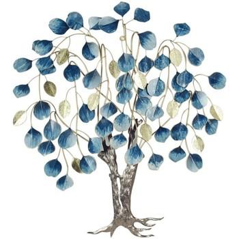Home Gemälde, Leinwände Signes Grimalt Baum Mit Abgefallenen Blättern Azul
