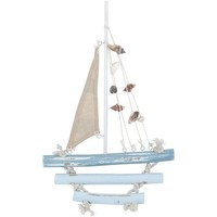 Home Künstliche Pflanzen Signes Grimalt Segelboot Wattestäbchen Azul