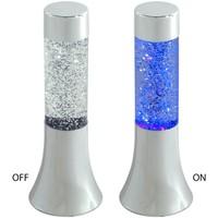 Home Tischlampen Signes Grimalt Glitzerlampe Multicolor