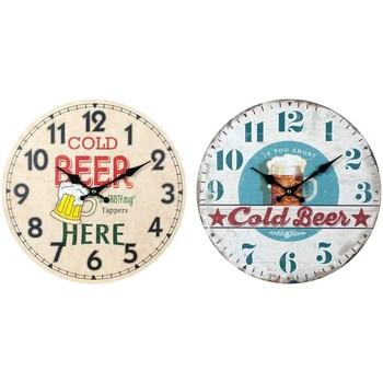 Home Uhren Signes Grimalt Wanduhr Bier 2U Im September Multicolor