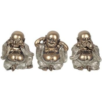Home Statuetten und Figuren Signes Grimalt Buddhas s Dorados 3U SET Dorado