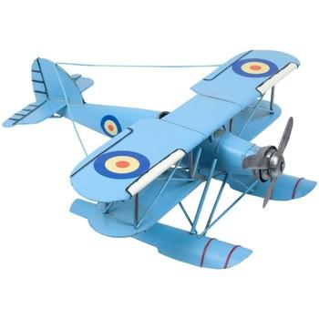 Home Statuetten und Figuren Signes Grimalt Flugzeug Azul