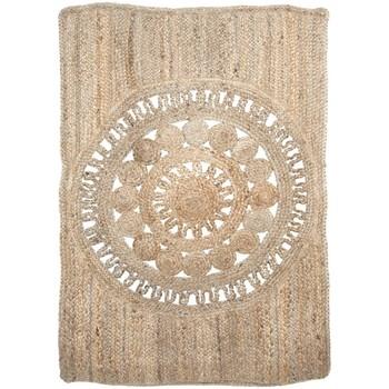 Home Teppiche Signes Grimalt Jutegeflochtener Teppich Beige
