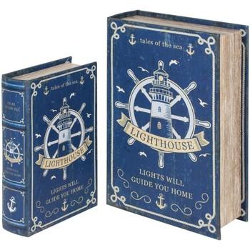 Home Koffer, Aufbewahrungsboxen Signes Grimalt Ruderbuchboxen Set 2U Azul