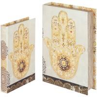Home Koffer, Aufbewahrungsboxen Signes Grimalt Handbuch Fatima Im September 2U Beige