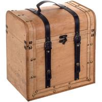Home Koffer, Aufbewahrungsboxen Signes Grimalt Koffer Marrón
