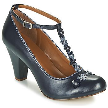 Schuhe Damen Pumps Cristofoli JULY Blau