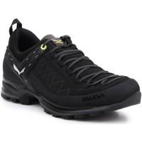 Schuhe Herren Wanderschuhe Salewa Trekkingschuhe  MS MTN Trainer 2 61371-0971 schwarz