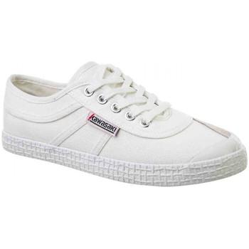 Schuhe Herren Sneaker Kawasaki Original canvas Weiss