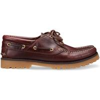 Schuhe Herren Bootsschuhe Docksteps DSM237100 Rot