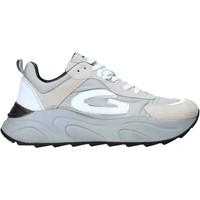 Schuhe Herren Sneaker Low Alberto Guardiani AGM003603 Grau