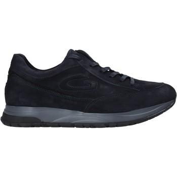 Schuhe Herren Sneaker Low Alberto Guardiani AGM004800 Blau