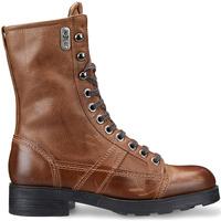 Schuhe Damen Low Boots OXS OXS101167 Braun