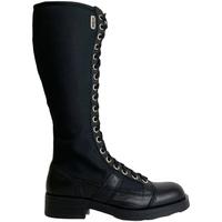 Schuhe Damen Boots OXS OXS101168 Schwarz