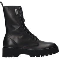 Schuhe Damen Boots OXS OXW102000 Schwarz