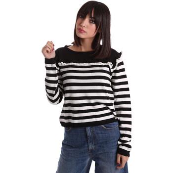 Kleidung Damen Pullover Denny Rose 64DR15013 Schwarz
