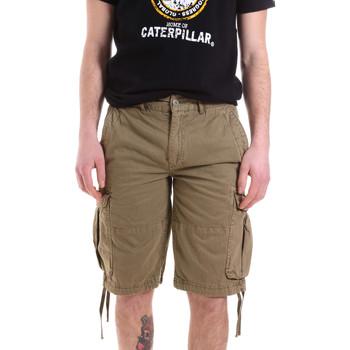 Kleidung Herren Shorts / Bermudas Caterpillar 35CC2820928 Grün