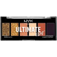 Beauty Damen Lidschatten Nyx Professional Make Up Ultimate Edit Petite Shadow Palette ultimate Utopia