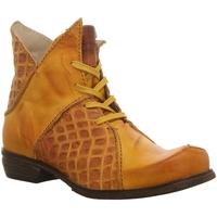 Schuhe Damen Boots Rovers Stiefeletten 55004 OCRE/OCRE braun
