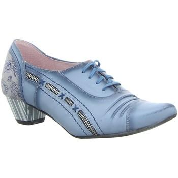 Schuhe Damen Pumps Maciejka 02264-34/00-5 blau