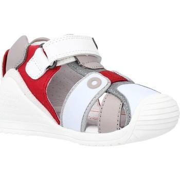 Schuhe Jungen Sandalen / Sandaletten Biomecanics 212144 Rot