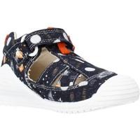 Schuhe Jungen Sandalen / Sandaletten Biomecanics 212221 Blau